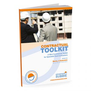 streetwise contractual toolkit