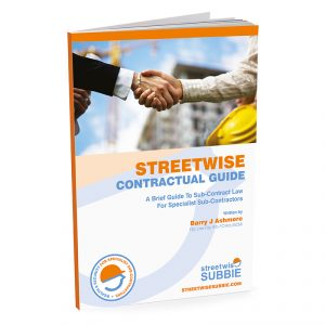 streetwise contractual guide